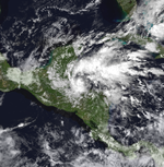 Tropical Storm Kyle 11 Oct 1996 1934z