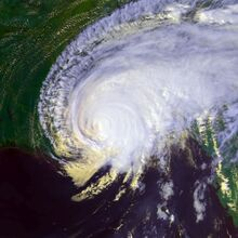 Hurricane Georges 28 sept 1998 2043Z