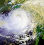 Tropical Cyclone 02B 19 may 2004 0313Z