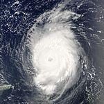 Hurricane fabian 2003