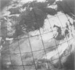 Mediterranean tropical cyclone 23 September 1969 0909Z