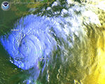 Hurricane Frances 5 Sep 2004