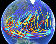 2100 Atlantic hurricane season summary