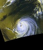 Hurricane Cindy (1999) - Cropped - 5