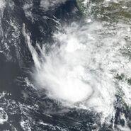 Hurricane Olaf (2003)