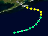 2019 Lucarius Pacific Hurricane Season