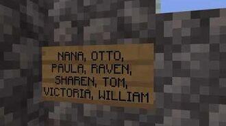 Minecraft Hurricane Center (in Minecraft)