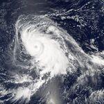 Typhoon Yagi 19 sept 2006 0410Z