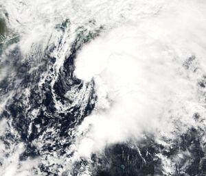 Tropical Storm Matthew 2004
