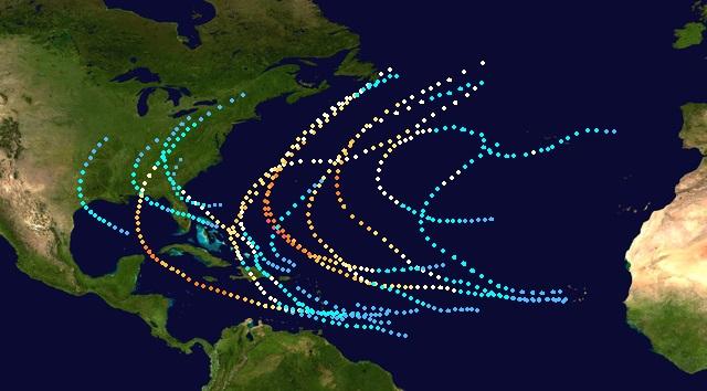2018 atlantic hurricane season hypothetical hurricanes wiki