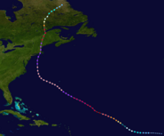 Hurricane Chris (2012 - Track 2)