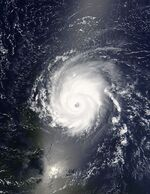 Hurricane Frances 28 aug 2004 1415Z
