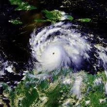 Hurricane Felix 2007