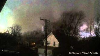 Man Records Tornado That Destroys His Home Kills Wife - 4 9 15
