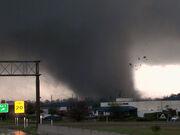 Hattiesburg MS Tornado 2