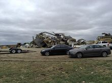 October 4, 2013 Wayne, Nebraska EF4 damage