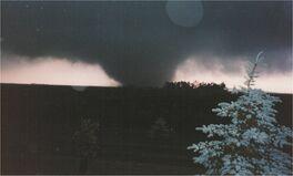 16 June 1992 Chandler tornado