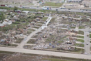 265px-Aerial view of 2013 Moore tornado damage
