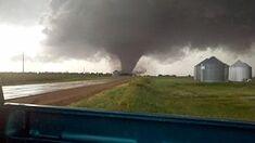 EF3 tornado; Sep 25