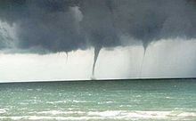 Great Lakes Waterspouts