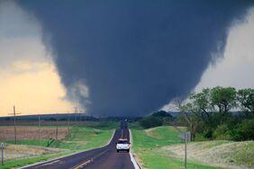 April 14, 2012 Marquette, Kansas EF4 tornado
