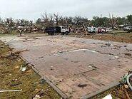 220px-May 15, 2013 Granbury, Texas tornado damage