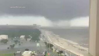 Biloxi Ms Waterspout Tornado Hypothetical Tornadoes Wiki Fandom
