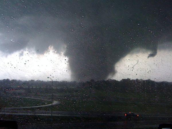 Ef5 Multiple Vortex Tornado