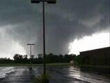 The Super Worldwide Tornado Outbreak
