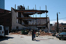 Atlanta Tornado Damage
