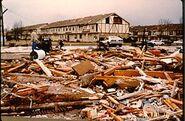 Huntsville tornado damage 01
