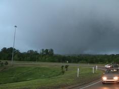 Tupelo Mississippi tornado