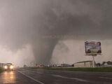 2034 Florissant, Missouri tornado