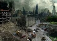 Category 6 - (2004) - Destruction in Chicago