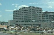 St Johns Hospital After 5-22 Tornado