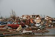 2011 Joplin, Missouri tornado damage
