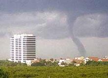 Waterspout - New