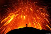 Volcanic eruption 22