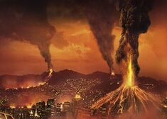 Volcanic-City