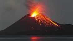 Volcanic eruption 27