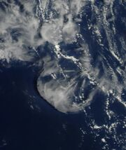 Cumulonimbus wave