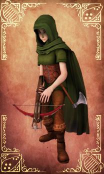Ordonian ranger
