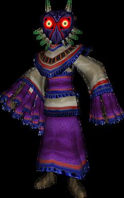 Death shaman