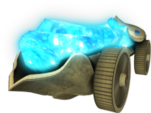 Mage cannon