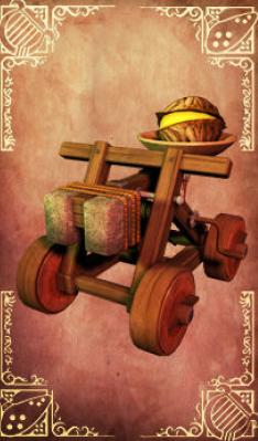 Deku catapult