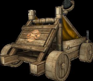 Gerudo catapult