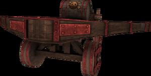 Powder keg launcher