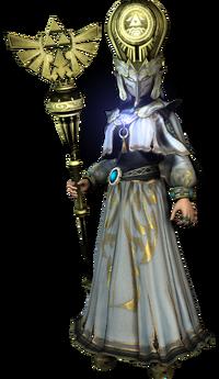 Hylian wizard