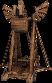Hylian trebuchet