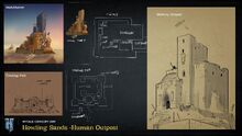 Human Outpost - Karpak